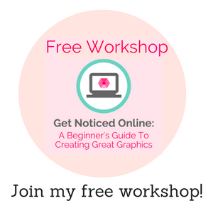 Click here to get access to this free workshop and learn the must-have elements of a great graphic!